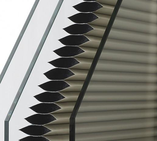 MEX Internorm détail coupe occultant - fenêtre à Brest