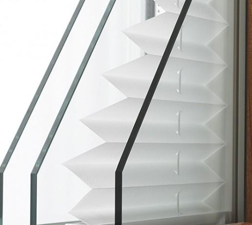 MEX Internorm détail coupe plissé - fenêtre 29