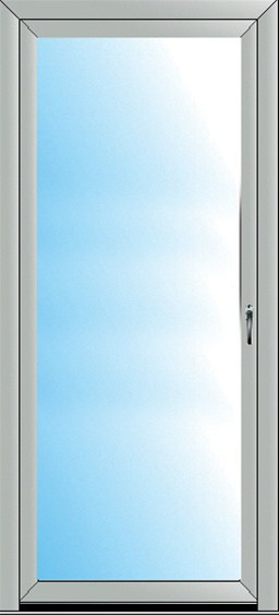 Mex Internorm porte d'entrée bois/aluminium-29