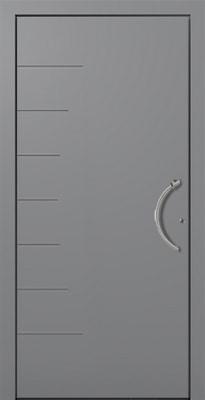 revendeur porte d'entrée bois aluminium