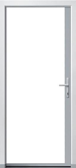 Mex Internorm Porte d'entrée KF 200 & KF 410 - PVC & PVC/ALUMINIUM